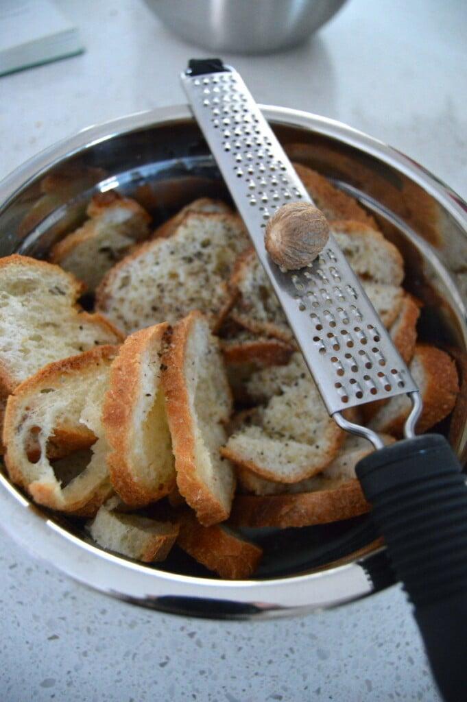 Bread Dumplings Semmelknödel Mushrooms 6