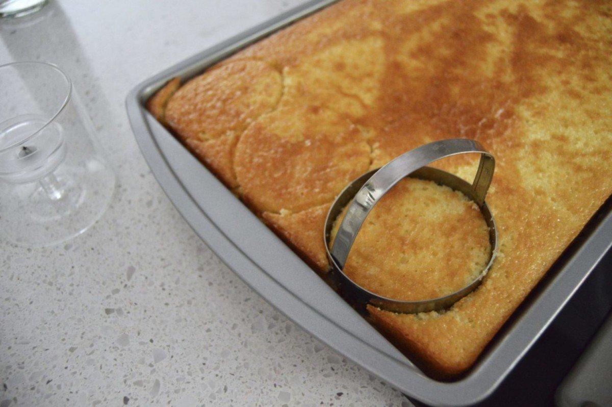 German Mandarin Orange Cake