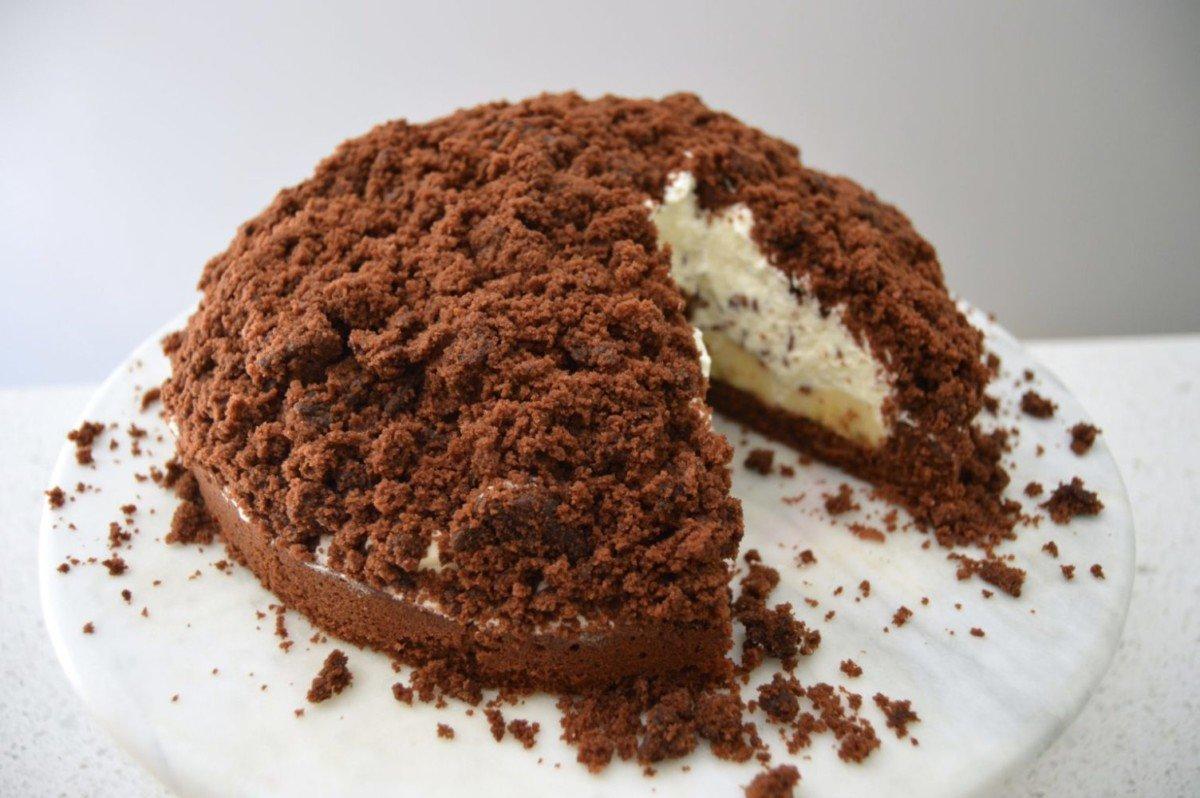 """Maulwurfkuchen: German """"Mole Cake"""""""