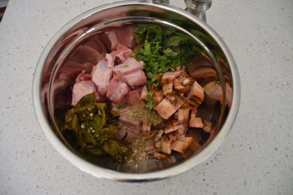 Currywurst recipe curry sausage dirndl kitchen German food blog