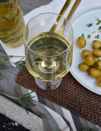 Affentaler Riesling Wine Pairing for Königsberger Klopse German Meatball Recipe
