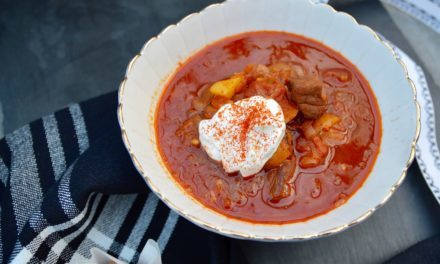 Gulaschsuppe: Goulash Soup Recipe