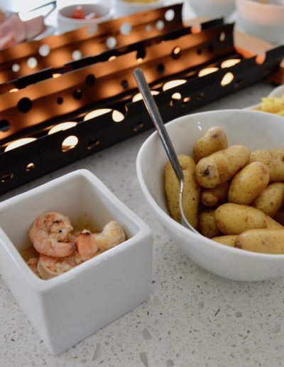 Raclette Toppers