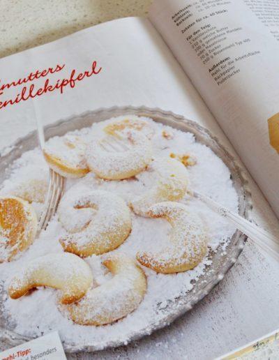 Vanillekipferl recipe in German