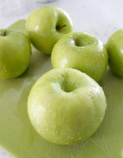 1100 g of Granny Smith apples